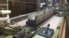 A-1212 SULZER LOOMS MODEL P7200 WORKING WIDTH 220 N6 SPK, STAUBLI DOBBY, CARBON PROJECTILE