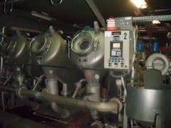 A-1257 THIES HT DYEING MACHINE TRD SOFT 140/3 YEAR 2002