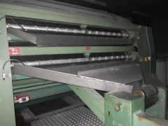 A-1270 MACKIE SEMI-WORSTED CARD, TYPE MKXI, YEAR 1995, WIDTH 2500mm