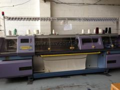 C-1723 STOLL CMS 440 FLAT KNITTING, YEAR 1994