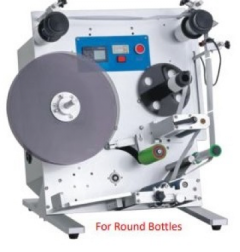 Z-1567 SEMI AUTOMATIC ROUND BOTTLE LABELING MACHINE