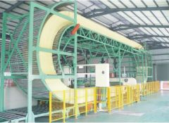 G-2168 FOAM LOOPED CUTTING MACHINE (LOOPER) 2100mm WIDE