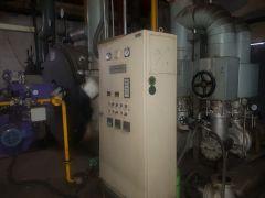 J-3463 CHO IL HOT OIL BOILER, GAS FIRED, 2,000,000 KCAL PER HOUR