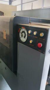J-3545 COGNETEX FRC300 FINISHER, 22 BOBBINS, YEAR 1994