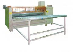 K-2387 YM-2150B EXHAUST PRESSING FOAM MACHINE