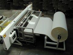 M-0230 PROFILING MACHINE-SPPECIAL CONVOLUTER FOR FOAM MATTRESSES
