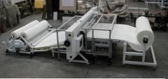M-0323 PROFILING MACHINE F2000 FOR FOAM MATTRESSES,MATTRESSES,MAXIMUM WIDTH 2200mm