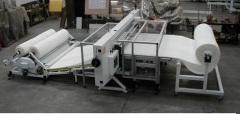 M-0324 PROFILING MACHINE F2200 FOR FOAM MATTRESSES, MATTRESSES, MAXIMUM WIDTH 2200mm
