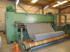 M-1213 DILO NEEDLE LOOM FOR PATTERING WIDTH 4500mm