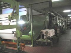 M-1826 MONFORTS FKSG SANFORIZER YEAR 1980 WIDTH 1800mm