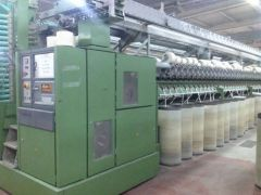 M-3150 COMPLETE OPEN END PLANT WITH 1200 ROTORS YEAR 1990-2005
