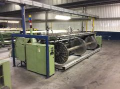 M-4446 SULZER PROJECTILE LOOMS P7200 YEAR 1997 WIDTH 3900mm CAM MOTION