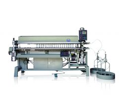 M-5130 AUTOMATIC ASSEMBLY MACHINE FOR BICONIC BONNELL SPRING UNIT