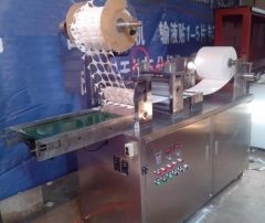 M-5168 COTTON PADS MAKING MACHINE