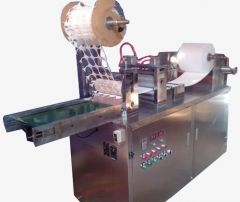 M-5189 ROUND COTTON PADS MAKING MACHINE (1200 PIECES PER MINUTE)
