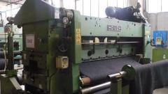 M-5251 DILO SNO 25 LOOP NEEDLE LOOM YEAR 1971 WIDTH 2500mm
