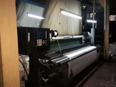 M-5288 SOMET THEMA 11 JACQUARD LOOMS WIDTH 3400mm YEAR 1995