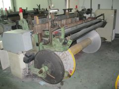 M-5297 PICANOL OMNI PLUS 4-P YEAR 2002 WIDTH 2200mm WITH 4 COLORS