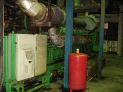 M-5321 JENBACHER NATURAL GAS POWERPLANT 21.6 MW YEAR 1998