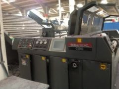M-5323 TUBETEX OPEN WIDTH COMPACTOR YEAR 2005 WITH PIN ENTRY