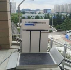 P-8877 STRAIGHT INCLINED PLATFORM LIFTS