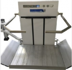 P-8879 PLATFORM WHEELCHAIR LIFT FOR STAIRS