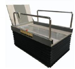P-8901 250KG WHEELCHAIR LIFT FOR THE DISABLED
