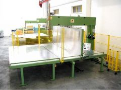 G-1304 VERTICAL SEMIAUTOMATIC FOAM CUTTING MACHINE