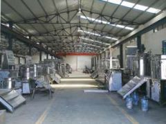 100L/H LIQUID SOAP PRODUCTION LINE