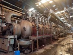 FONG'S DYEING MACHINE, 6 ROPES, YEAR 2010