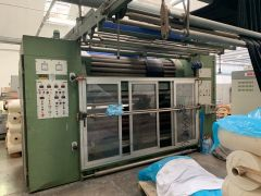 T-7803 LAFER RAISING MACHINE, WIDTH 2200mm