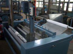 T-7931 GAUZE ROLL SLITTING MACHINE