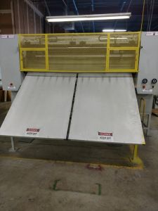 GRIBETZ - PANEL CUTTER, QCS, 90 INCHES STD (7000), YEAR 2004