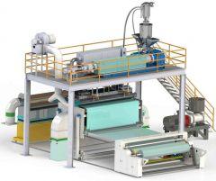A-2524 MELTBLOWN FABRIC PRODUCTION MACHINE 1600 mm