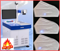 AA-1194  FIBER LASER MACHINE FOR PAD PRINTING AND BOARD MAKING