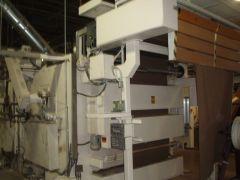 G-9080 SANTEX SANTASOFT 200 SOFTING MACHINE 2000mm YEAR 2000