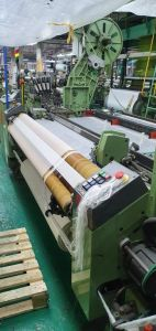 J-3416 DORNIER PTSL8 EASY LENO RAPIER LOOM, WORKING WIDTH 2200mm, YEAR 2005