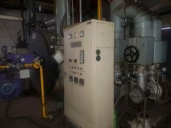 J-3463 CHO IL HOT OIL BOILER, GAS FIRED, 2,000,000 KCAL PER HOUR