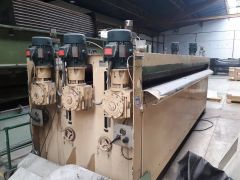 J-3818 DILO VE 45 DRAFTER, WORKING WIDTH 4500mm, 7 ROLLERS