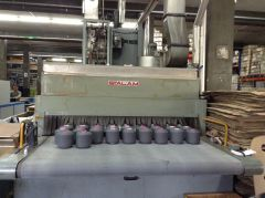 M-0587 STALAM RADIO FREQUENCY DRYER YEAR 1999 TO 2002 -350KW WIDTH 2000mm