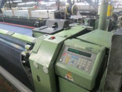 SULZER RUTI P7200 PROJECTILE LOOMS YEAR 2005