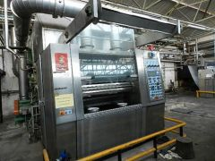 M-4141 BIANCALANI FINISHING MACHINE YEAR 1994 TYPE AIRO 1000