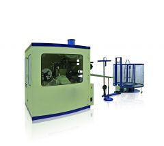 M-5129 AUTOMATIC BONNELL SPRING COILING MACHINE