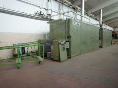 M-5218 LORIS BELLINI HANKS DYEING MACHINES AND ALEA HANKS DRYER YEAR 1994-2001