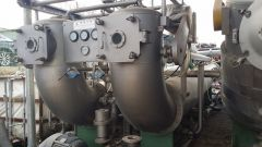 M-5236 SAMIL SIDC-6200 HP/HT JET DYEING MACHINE YEAR 2000 CAPACITY 500KG