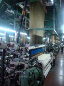 M-5331 DORNIER HTVS 12/J WEAVING MACHINES YEAR 1994 WIDTH 1800mm