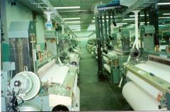 M-5362 TSUDAKOMA ZAX AIR JET WEAVING MACHINES YEAR 1993 WIDTH 1900mm