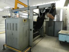 A-1175 MARIO CROSTA CROPPING MACHINE, YEAR 1985, TYPE CMA/80/1