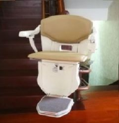 P-8897 CURVED STAIRLIFTS FOR THE ELDERLY