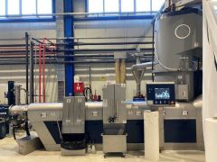 T-6969 EREMA RECYCLING LINE, CAPACITY 250 KG/HOUR, YEAR 2017
